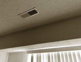 Ceiling Air Register