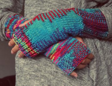 Mittens for Chilly Hands