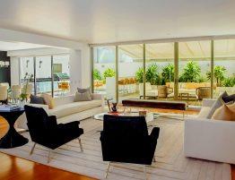 Florida Living Room - Air Conditioining